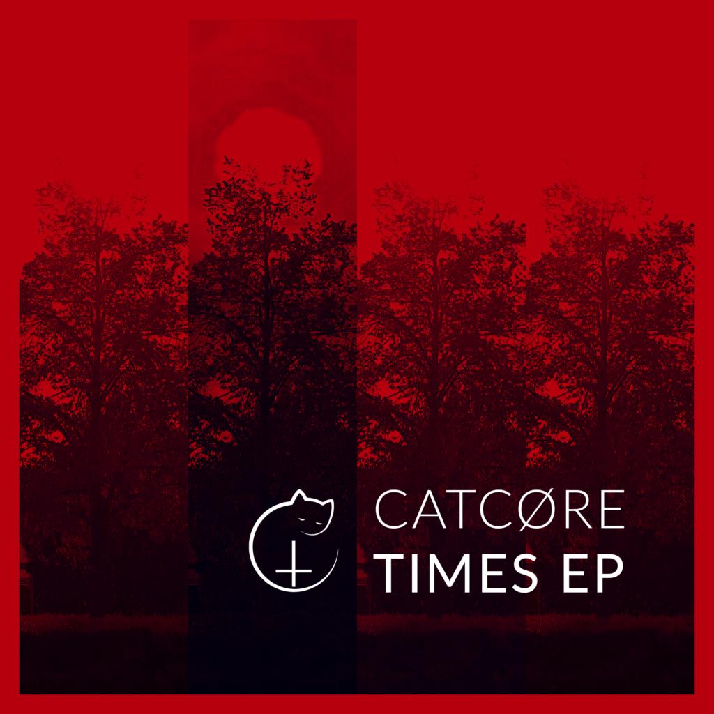 catcore times ep cover